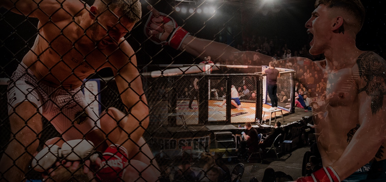Caged Steel Contenders MMA