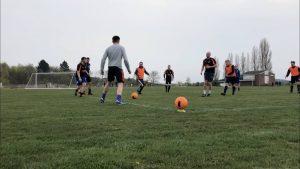 DB4C Football Training