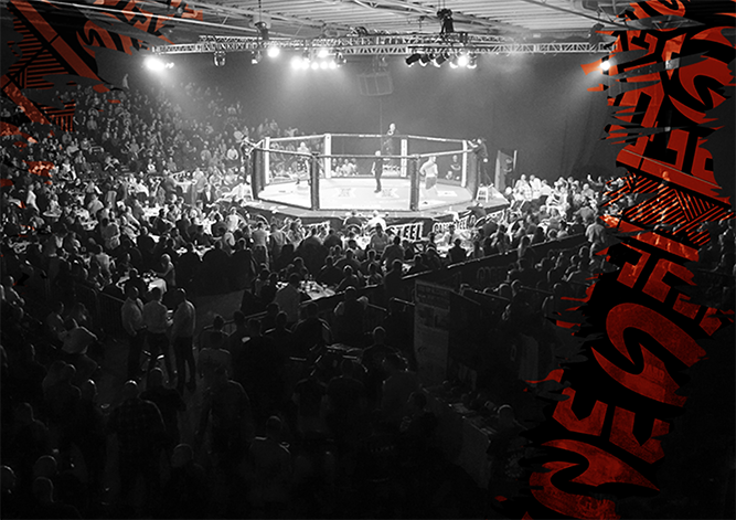 CSFC 19 - MMA Event Doncaster Dome