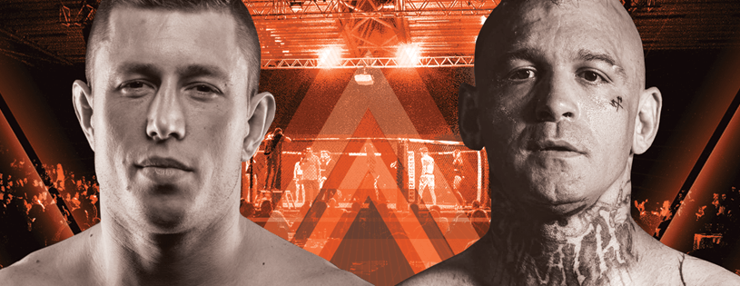 Piotr Chmielecki vs Eric Olsen Caged Steel 22