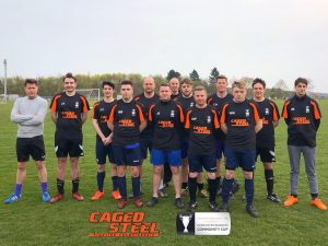 DB4C Team photo Caged Steel