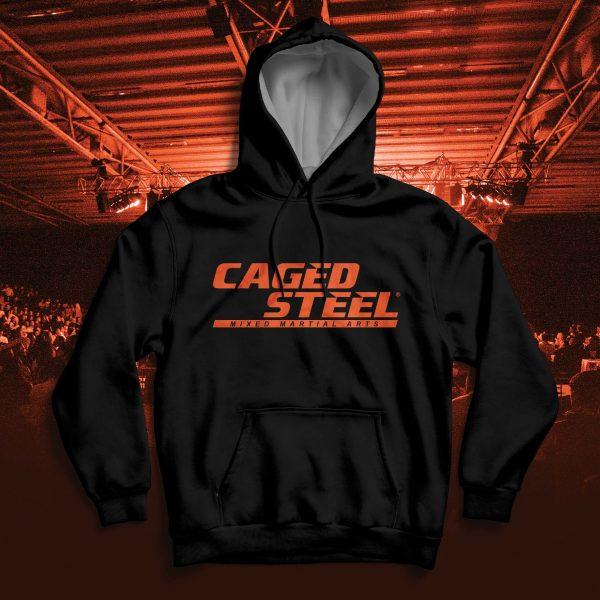 Caged Steel hoodie