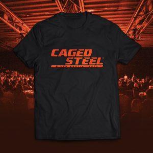 Caged Steel tshirt
