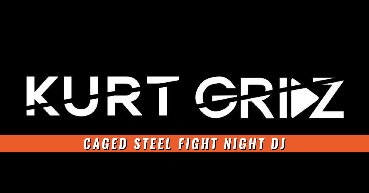 Kurt Grizz Caged Steel DJ